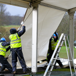 The Best Temporary structures Crew & Staff for Hire!