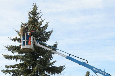 hire cherry picker operators