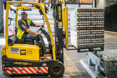 hire forklift operators